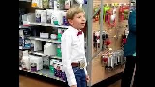 Gambar cover Yodeling Walmart Kid EDM Remix OFFICIAL Merkules Remix