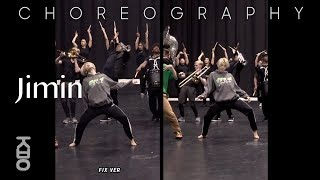 [ JIMIN ] 방탄소년단 지민 'ON' 안무영상 Dance Practice Compare