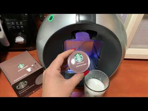 Starbucks Cappuccino Kapseln - Starbucks Dolce Gusto Kapseln - Starbucks Cappuccino