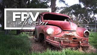 An FPV DREAM - Ruins, Forests and Abandoned Cars! and CAMERA GIVEAWAY WINNER ANNOUNCED!