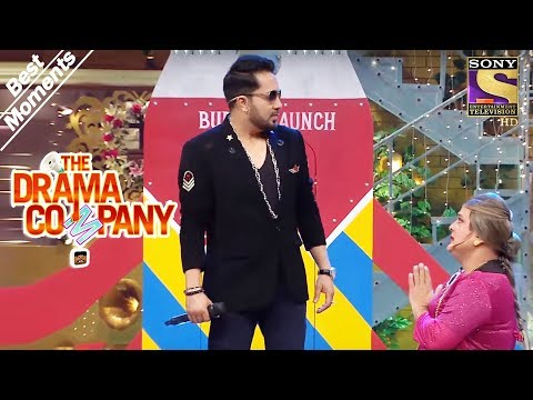 The Drama Company | Mika Singh And Family | Best Moments