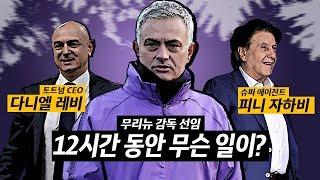 #4. [특집] 12시간 만에 새 감독 발표!? 무리뉴 감독 선임 비하인드 스토리