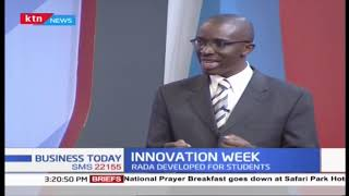 Professor Madara Ogot explains what to expect at Innovation Week | NAIROBI INNOVATION