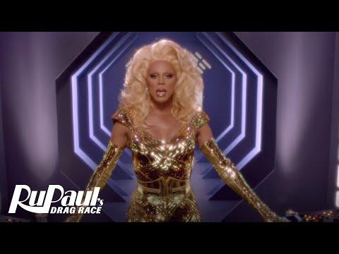 afbeelding RuPaul's Drag Race - Season 4 Trailer - Logo TV
