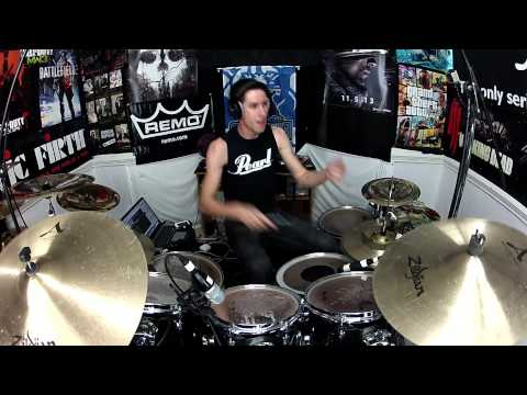 Dark Horse - Drum Cover - Katy Perry