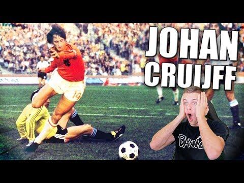 TOP 10 VOETBAL GOALS VAN ONZE LEGEND JOHAN CRUIJFF!