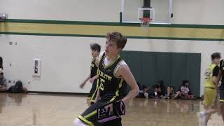 2023 Aadem Isai Is UP NEXT For Arizona High School Basketball!!   St. Patrick's Day Slam Highlights
