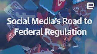 Social Media's Road to Federal Regulation