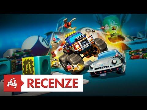Micro Machines World Series - Recenze