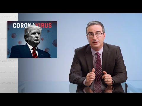 Trump a koronavirus