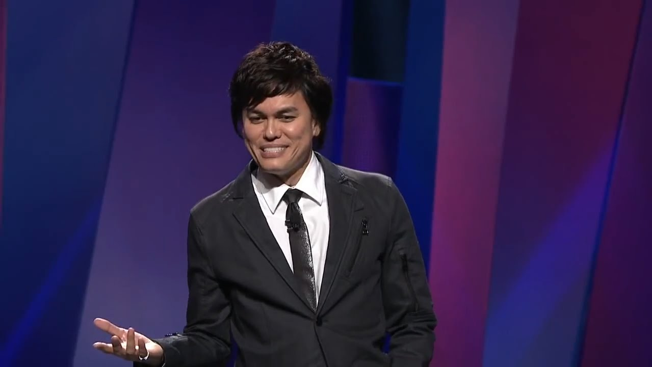 Joseph Prince - How To Pray Powerful Prayers