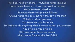 Drake   Worst Behavior     Lyrics