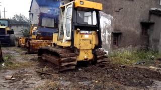 Used CAT D4C LGP Bulldozer For Sale