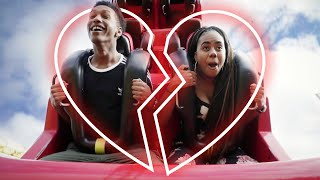 Couples Trapped on Rollercoaster Until Conflict Is Resolved   Couples Therapy   Cut