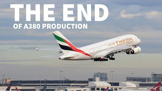 The Airbus A380 Program Is Dead