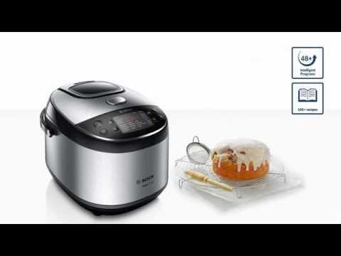 Доверьте приготовление блюд Bosch - эксперту в кулинарии.