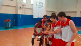 U16 Takımımız Şampiyon