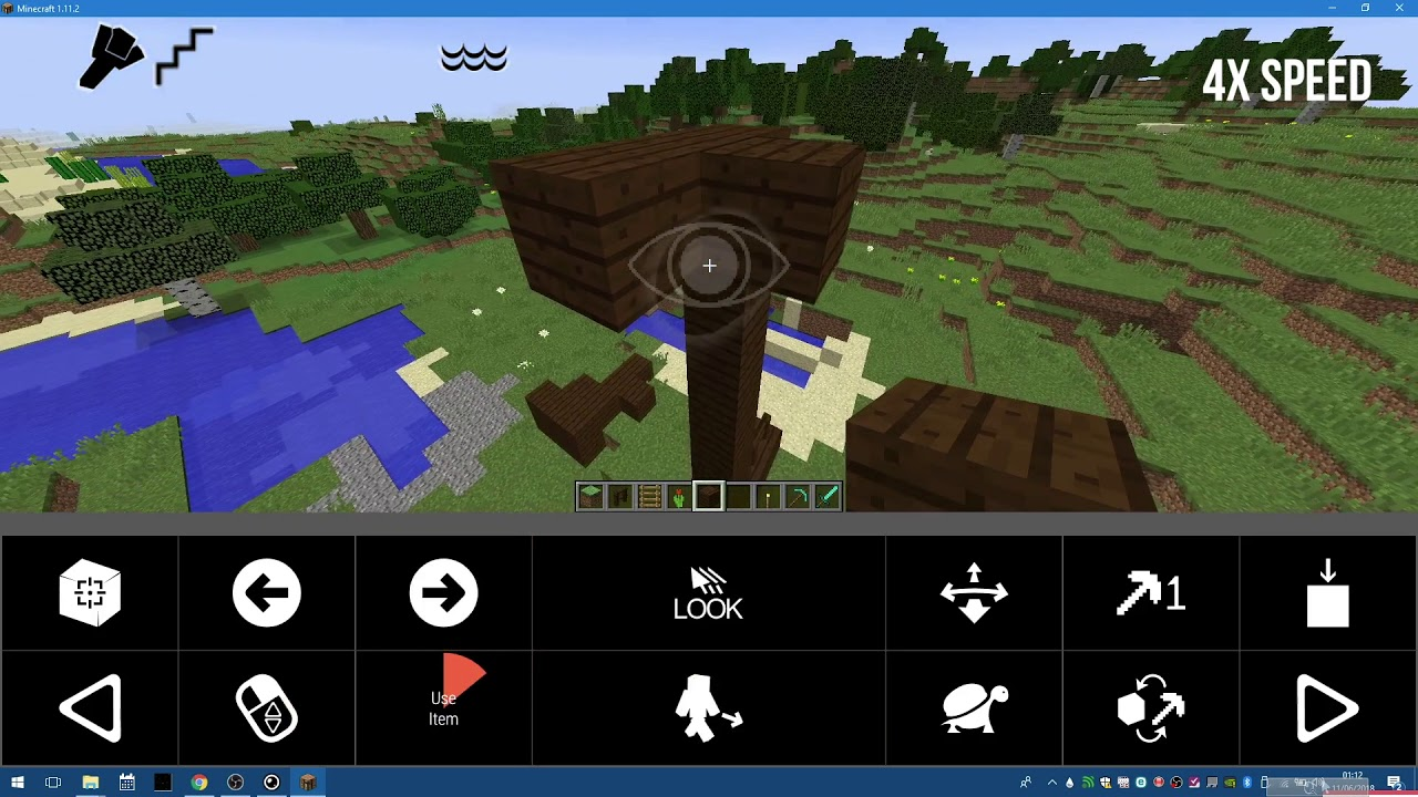 video placeholder for How to Build in Minecraft with EyeMine's Intermediate Keyboard   How To... Video