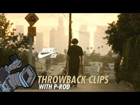 """preview image for Paul Rodriguez l Throwback Clip l Nike SB """"Today Was A Good Day"""""""
