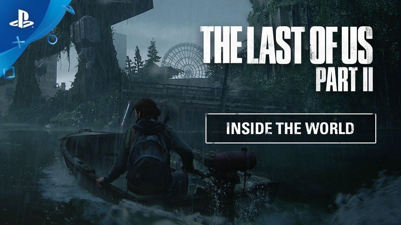 The Last of Us Part II | Inside the World
