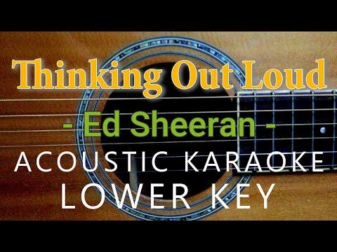 Download Ed Sheeran Thinking Out Loud Lyrics Video mp3 song