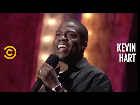 Kevin Hart - Everyone Looks Tall in a Truck (видео)