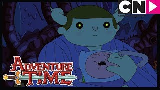 New Adventure Time! | Sweet P vs The Lich | Whispers Spring Special | Cartoon Network