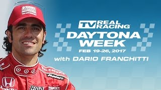 Dario Franchitti joins us LIVE now at the DAYTONA 500
