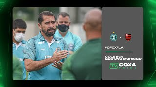 #CFCxFLA - Coletiva Gustavo Morínigo