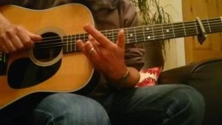 Morning Morgantown, Guitar Cover, Joni Mitchell