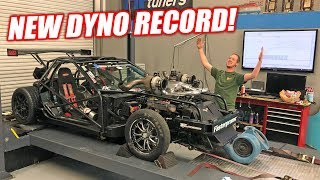 *BALD EAGLE ALERT* Leroy Version 2.5 Breaks Our Shop's Dyno RECORD!