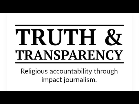 Talking with Tracie Harris & Ryan McKnight about Jehovah witness trying to censor journalists