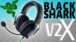 Amazing All-Around Performance! Razer Blackshark V2 X Gaming Headset Review and Mic Test