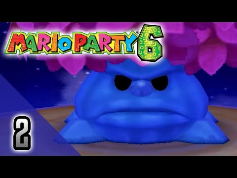 Download Mario Party 6 Towering Treetops Video 3GP Mp4 FLV HD Mp3