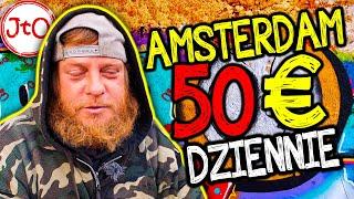 Amsterdam – 50 EURO dziennie