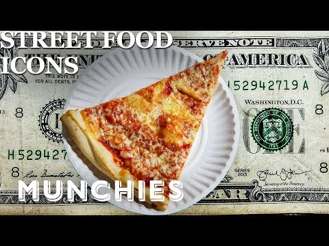 How New York's Famous $1 Pizza Slice Started