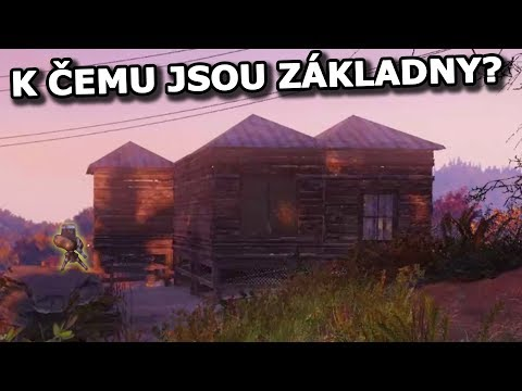 Stavíme nezničitelnou base! - Fallout 76 #1
