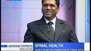 1Billion people suffer from back pain | Spinal Health