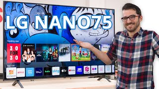 Video: LG NANO75 2021 TV Review - Disappointing NanoCell TV?