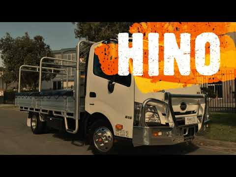 FAN takes the all new Hino 300 Series on the road