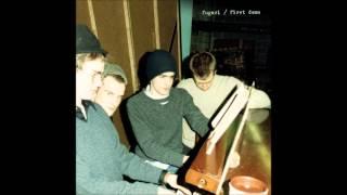 Fugazi  - The Word (First Demo version)