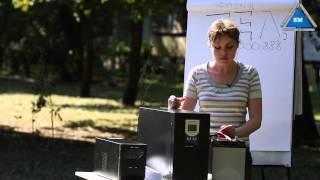 Аккумулятор ProLogix PK100-12 от компании ПКФ «Электромотор» - видео