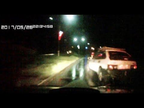Инспекторам ГИБДД пришлось стрелять при задержании пьяного за рулём