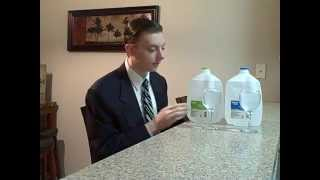 Great Value Purified Drinking Water vs. Spring Water - Review - Video Youtube