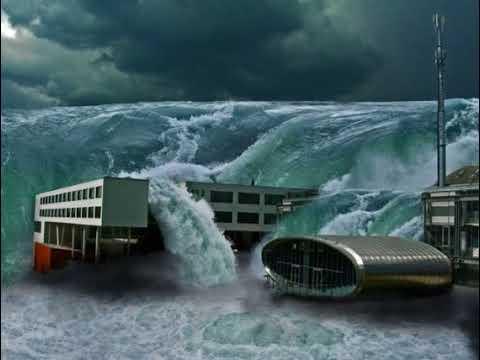 Inilah Arti Mimpi Tsunami Menurut Pandangan Islam
