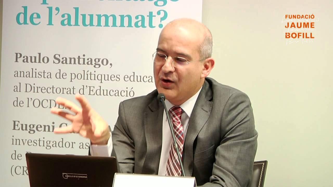 Com pot l'avaluació millorar l'aprenentatge de l'alumnat? / Synergies for Better Learning OCDE