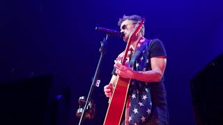 Eric Church - Lightning (2/1/2019) Boston, MA