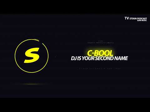 C-BooL feat Giang Pham - DJ Is Your Second Name