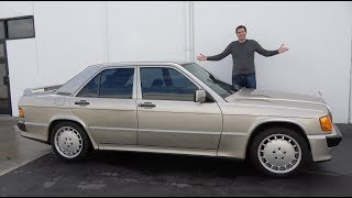 The Mercedes 190E 2.3-16 Was the Fast Mercedes Before AMG