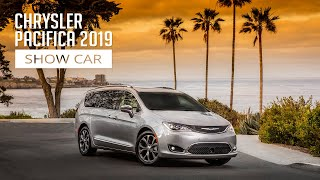 Chysler Pacifica 2019 - Show Car